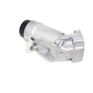 Ölfiltergehäuse Ölfilter NEU Ssangyong Kyron 2.7 Xdi A6641840302 D27DT Original