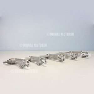 Kraftstoffverteiler links VW Touareg 5.0 V10 TDI / 07Z133317J / AYH / BLE / AJS