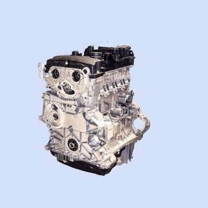 Inst. Motor Austauschmotor Mercedes MB C-Klasse M 271 long block engine