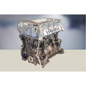 Austauschmotor Motor Ford Ranger 2.2 TDCI / QJ2R GBVA engine long block
