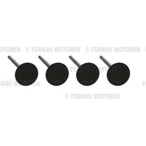 Auslassventil Set Ventil NEU Audi Seat Skoda VW 1.8-2.8 058109611E AGU AWT BAM