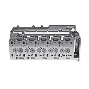NEU Zylinderkopf + Ventile Land Rover Defender 2.5 Td5 908762 LDF500890