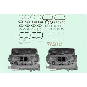 Cylinder head kit full set naked AMC VW Transporter T3 2.1 MV 910085 025101065C