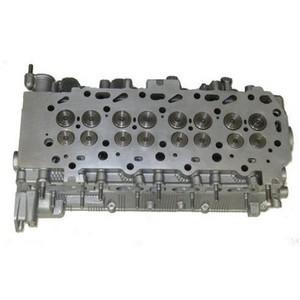 clinder head with valves Mitsubishi L200 4D56 HP / 2.5 TD 16V