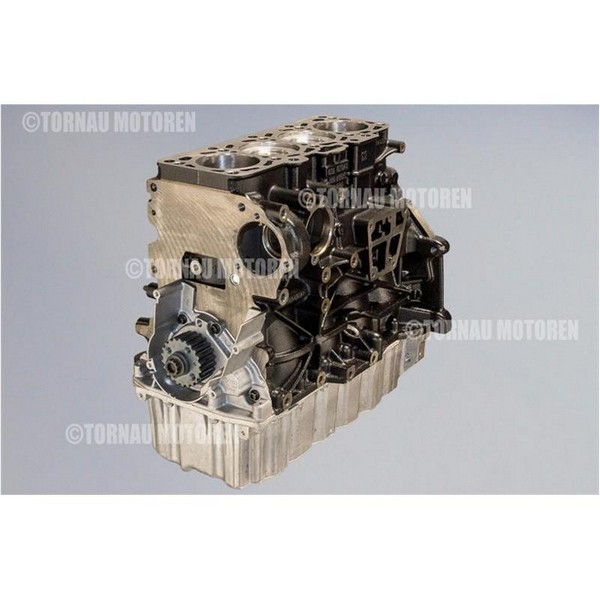 Motor Kurbeltrieb Audi Seat Skoda VW 1.9 TDI 8V AGR ALH  ARD ASY short block