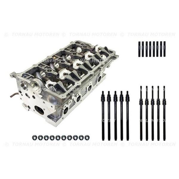 Zylinderkopf Kit (1) nackt VW Passat 2.0 TDI BWV 908718 03G103351B