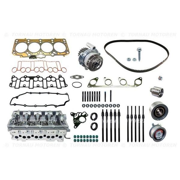 Zylinderkopf Kit (3) Audi A4 2.0 TDI BVA 908718 908711 03G103351B