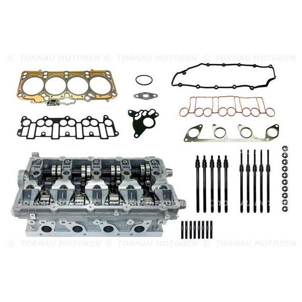 Zylinderkopf Kit (8) Audi A4 2.0 TDI BVF 908718 908711 03G103264CX