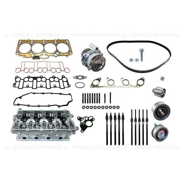 Zylinderkopf Kit (9) VW Passat 2.0 TDI BMA 908718 908711 03G103264HX