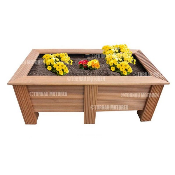 blumenkasten pflanzk bel pflanztrog pflanzkasten aus holz. Black Bedroom Furniture Sets. Home Design Ideas