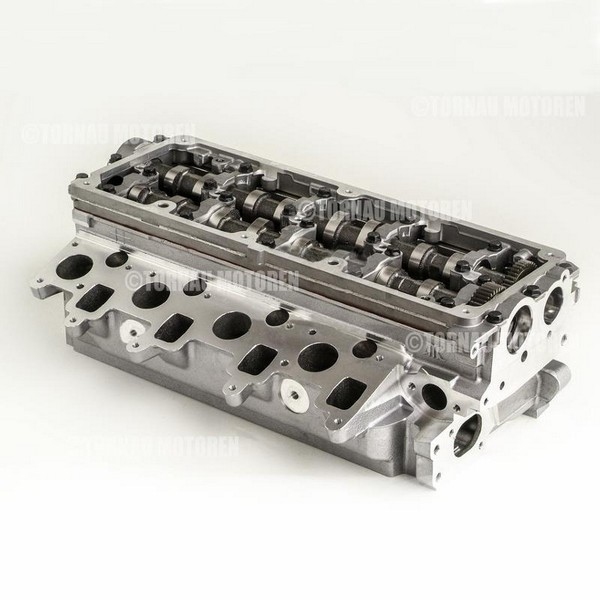 Zylinderkopf VW Caddy 2.0 TDI CFHE / 908725 03L103265DX cylinder head