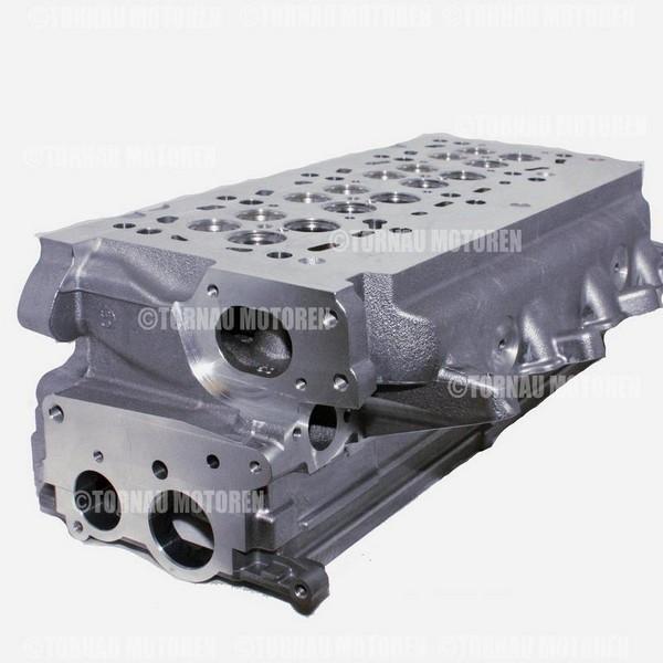 Zylinderkopf nackt VW 2.0 TDI CFFD / 908725 03L103351F  cylinder head