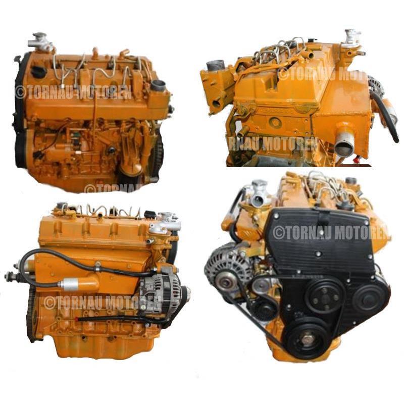 Block Engine J3 2 9 CRDI Engine Marinated