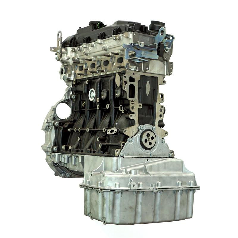 NEW Engine Long Block Mercedes Sprinter 906 2 2 CDI OM651 955 Motor