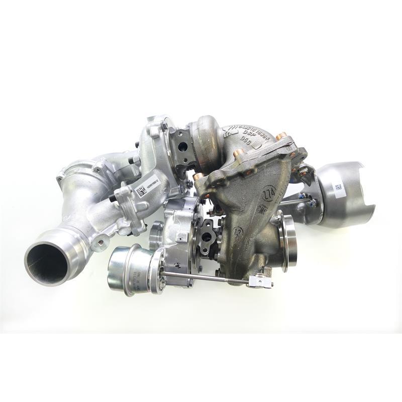 NEW Turbocharger Mercedes Benz 2 2 CDI A6510901786 OM651 921 ORIGINAL