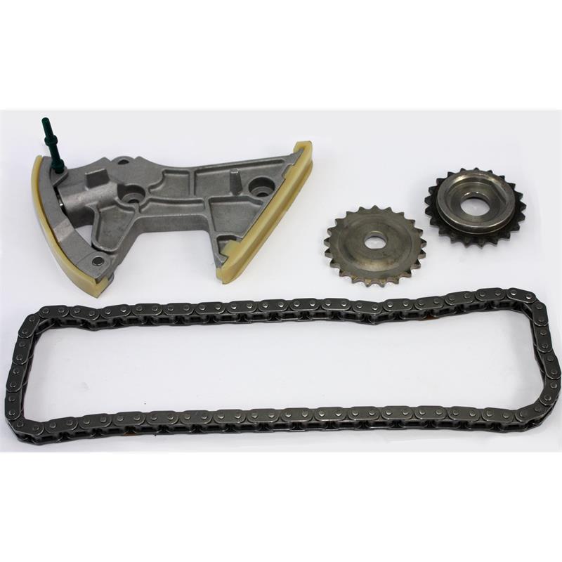 NEW Chain set repair kit for oil pump drive for VW Audi Seat Skoda 1 2 1 4  TDI