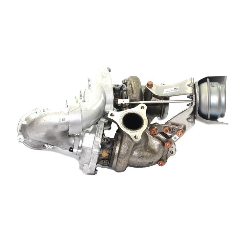 Om651 Turbo
