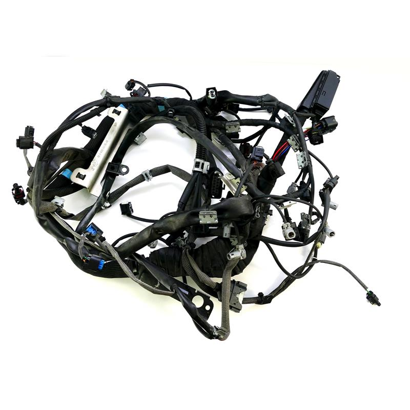 Fine Used Wiring Harness Mercedes Benz Mb 4 0 Cdi A6291500033 Wiring Cloud Hisonuggs Outletorg