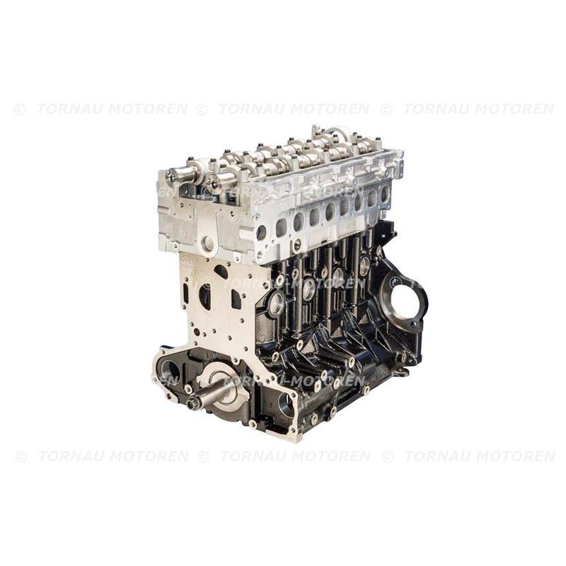 Engine long block Kia Sorento / Hyundai Starex H1 2 5 CRDI D4CB