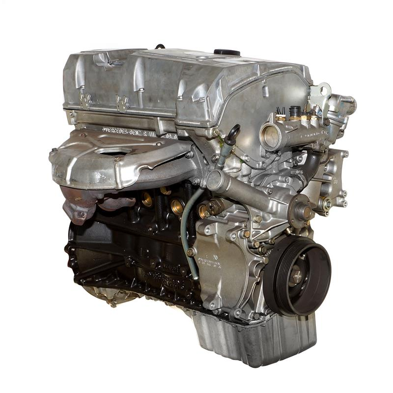 Engine with injection system Mercedes W124 2 0 M111 940 engine