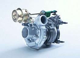 Turbolader / Kompressor